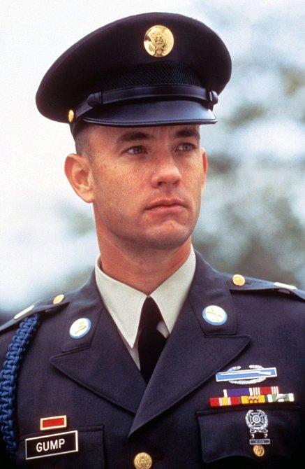 Tom Hanks předvedl ve filmu skvělý herecký výkon.