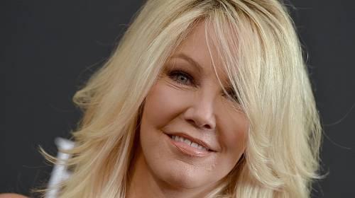 Heather Locklear, je známá především díky rolím v seriálech Merloce place nebo Všichni starostovi muži