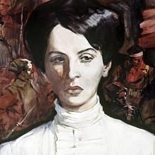 Inessa Armand - portrét