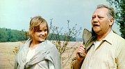 Veronice Jeníkové bylo v době natáčení pouhých sedmnáct let.