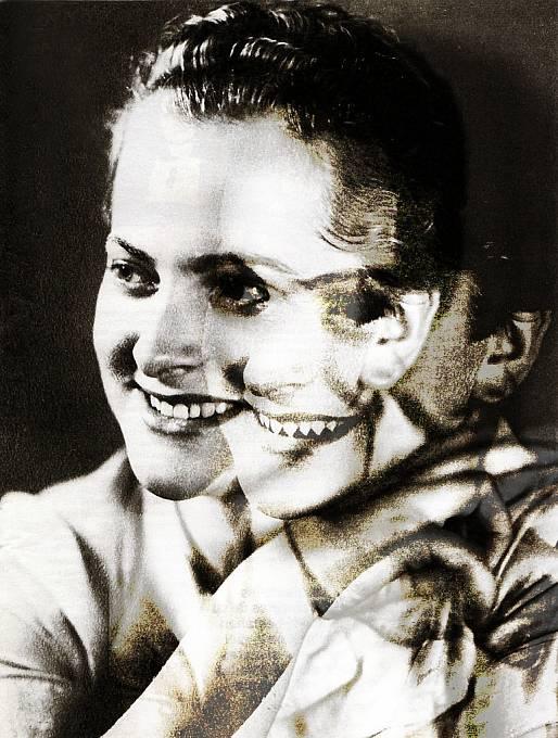 Irma Grese toužila stát se hvězdou filmového plátna.