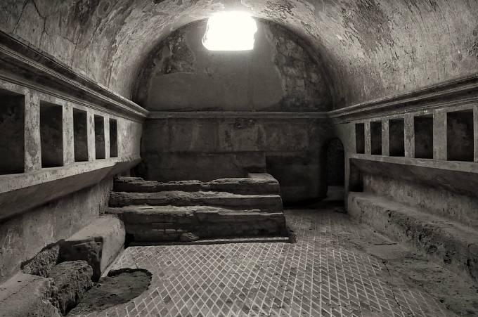 Starořímské lázně