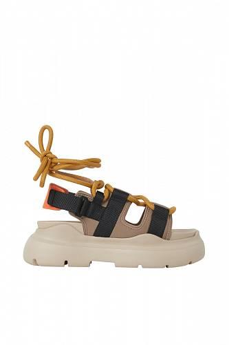 Sandály, H&M, info o ceně v obchodě