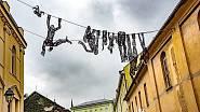 Velké prádlo bylo také k vidění v Opavě (2019).