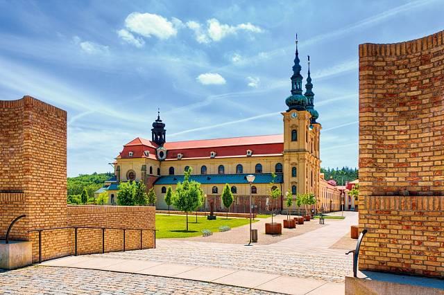 Velehrad je možná úplně nejstarším poutním místem Moravy.