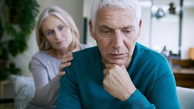 Muže často k vyšetření postrčí partnerka