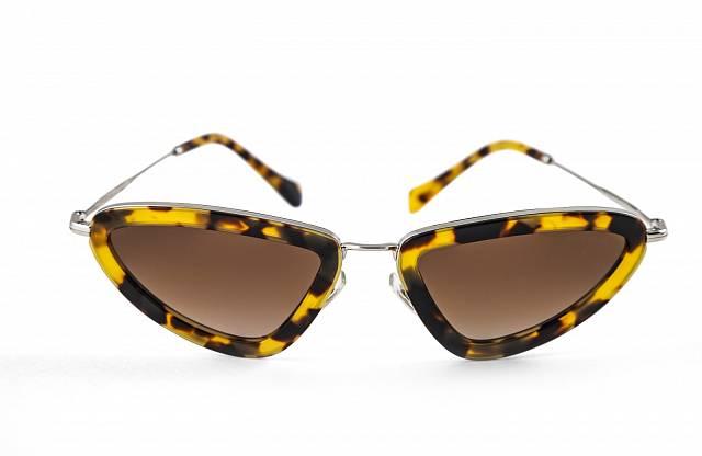 Sluneční brýle, Miu Miu, Sunglass Hut, FAPO, 4084 Kč