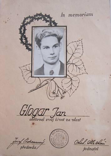 Bratr Jan Glogar