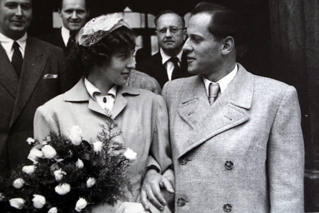 Mariina svatba na Staroměstské radnici v Praze