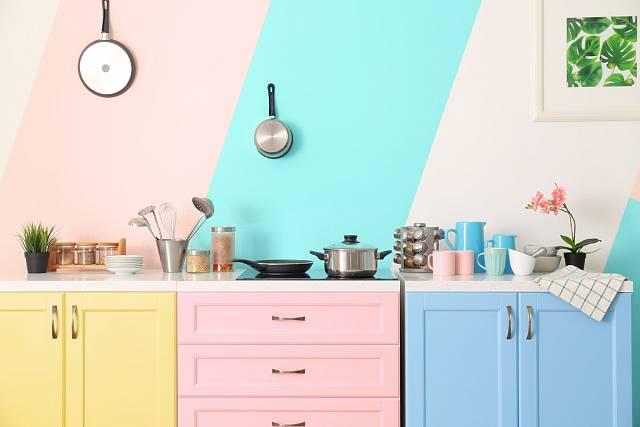 Barvy, které si domů vyberete, o vás hodně prozrazují.
