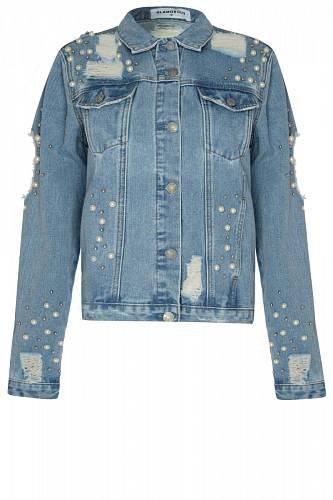 Džínová bunda, Glamorous, 1050 Kč