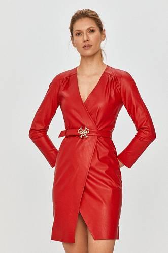 Řasené šaty, Pinko, 5599 Kč