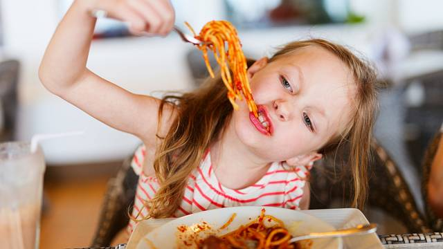 Chtějí jíst jen špagety?
