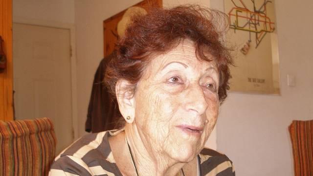 Eva Adorian, listopad 2013