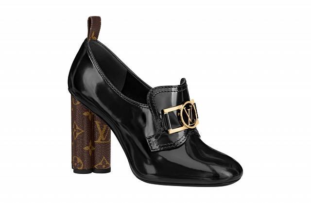 Mokasíny na odpatku, Louis Vuitton, info o ceně v obchodě