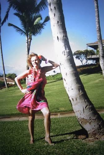 90. léta, Hawaii - Maui