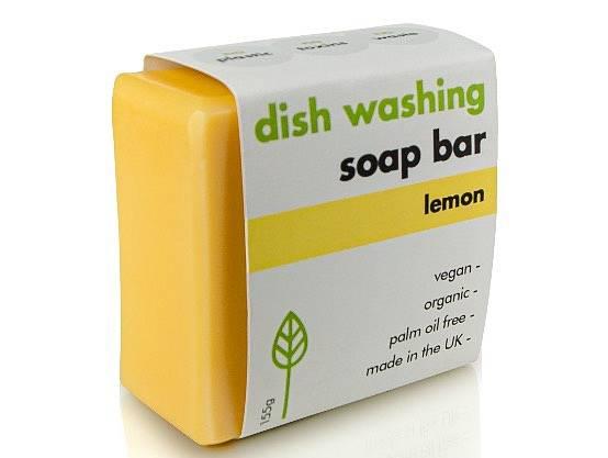Jemnou citronovou vůni do vašeho domu přinese i ekologické mýdlo na nádobí.