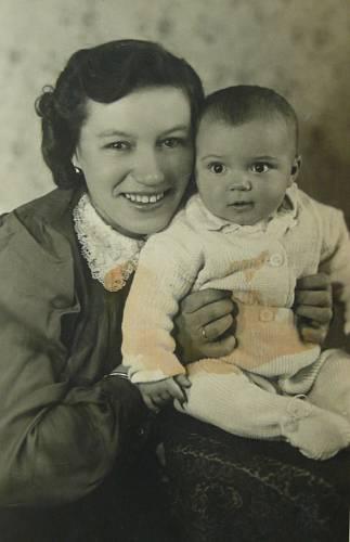 s dcerou Marií - *1946