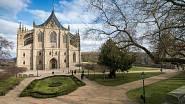 Kutná Hora: Chrám svaté Barbory