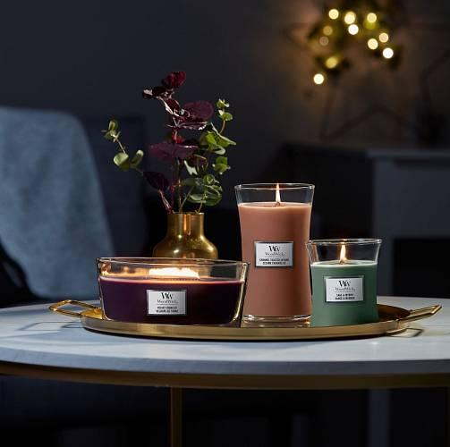 Sada vonných svíček, Woodwick, info o ceně v obchodě