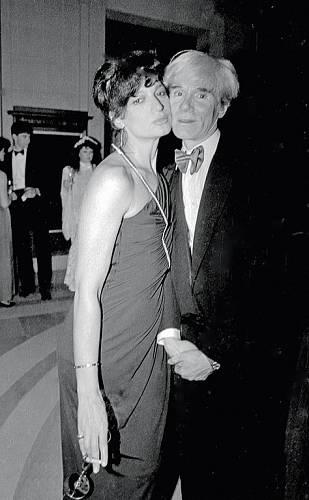 Pro Andy Warhola byla hvězda.