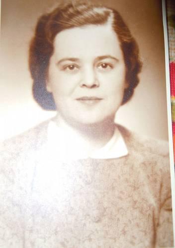 Amálie Knížková, roz. Weiszové