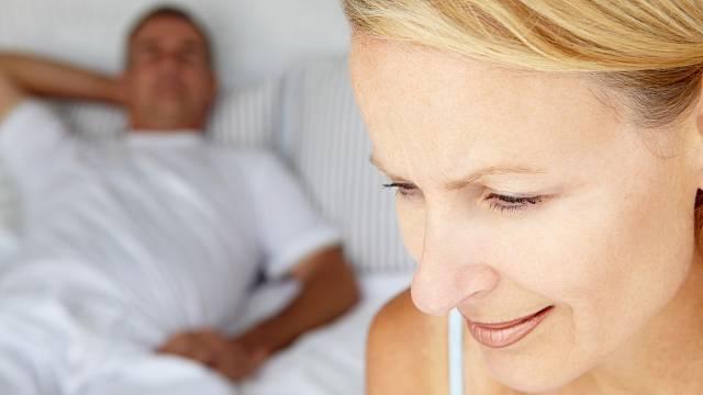 Sex v menopauze může mít mnoho komplikací