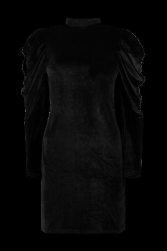 Sametové šaty, F&F, 249 Kč