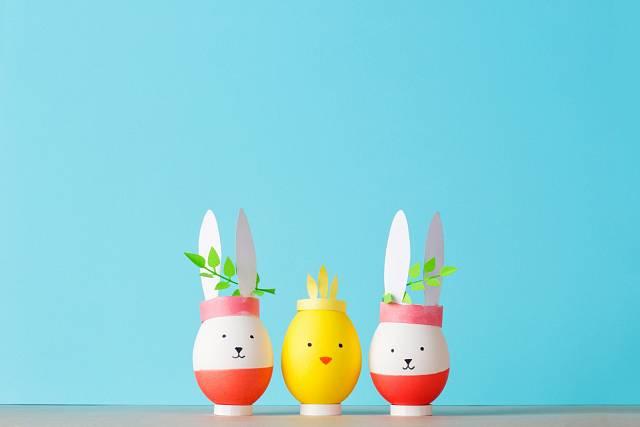 Vyzkoušejte i jiné velikonoční dekorace