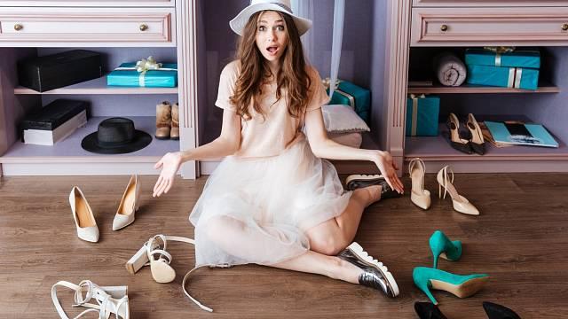 Jak správně uložit boty?