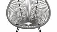 Židle s výpletem, Kare Design, 2199 Kč