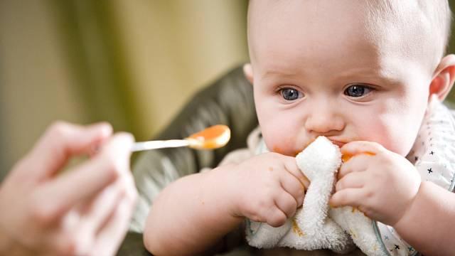 Jak může dítěti uškodit veganství?