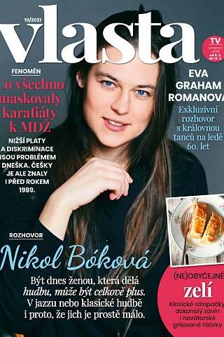 Časopis Vlasta (číslo 10)