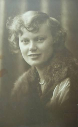 teta Liehmannová z Jablonce