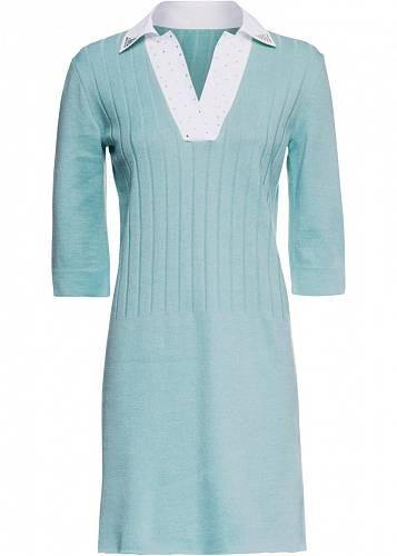 Úpletové šaty, Bonprix, 679 Kč