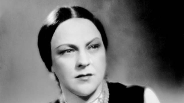 Anna Letenská byla jedinou českou herečkou, kterou nacisté popravili.