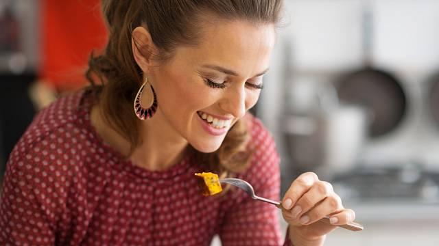 Jezte v klidu a s radostí