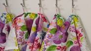 Bavlněné macešky z Fleru od JB style.