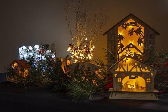 Vánoční světýlka, Retlux