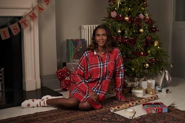 Pánská košile a vánoční ponožky, F&F