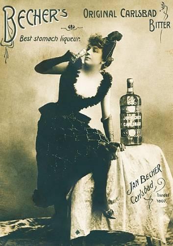 Na starých reklamách hrály roli veselé dámy.
