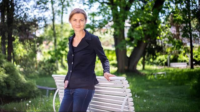 Novinářka Renata Kalenská