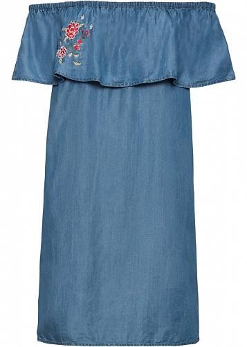 Tencelové šaty, 499 Kč