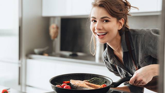 Ryby a nezpracované potraviny prospívají celému organismu