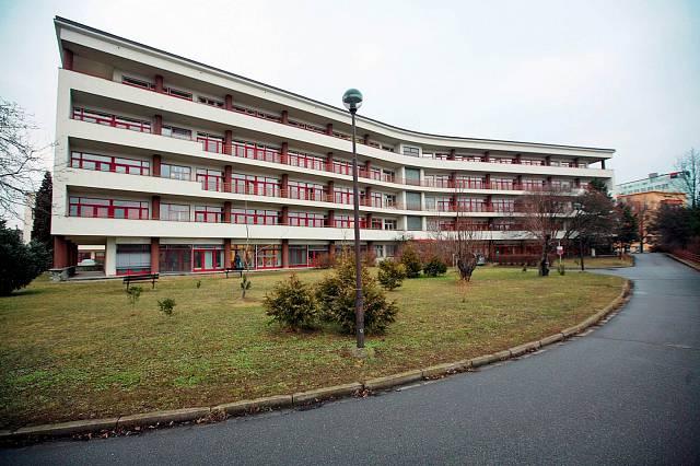 Dětská nemocnice je poslední čistě funkcionalistická stavba v Brně