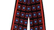 Kalhotová sukně, Desigual, 3199 Kč