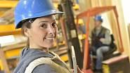 Skladníci stráví intenzivním pohybem čtvrtinu své pracovní doby