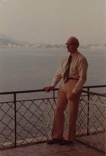 Druhý manžel Erny Meissnerové