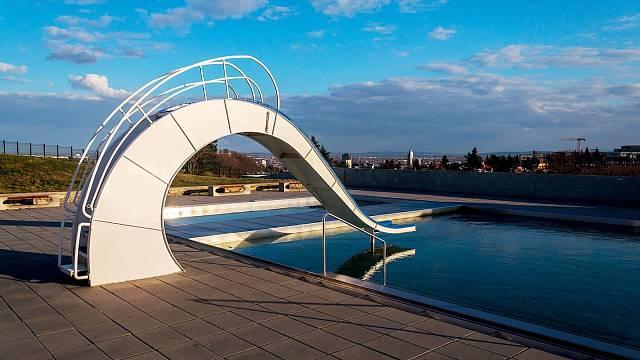 Bazén na Kraví hoře