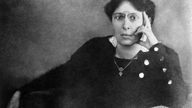 Alice Masaryková zasvětila celý život politice a rovnoprávnosti žen.